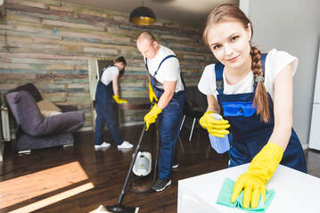 affordable bond clean services